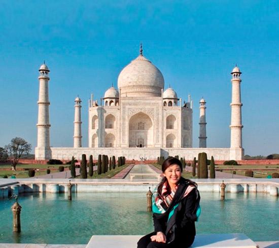 Overnight Agra Tour From Jaipur