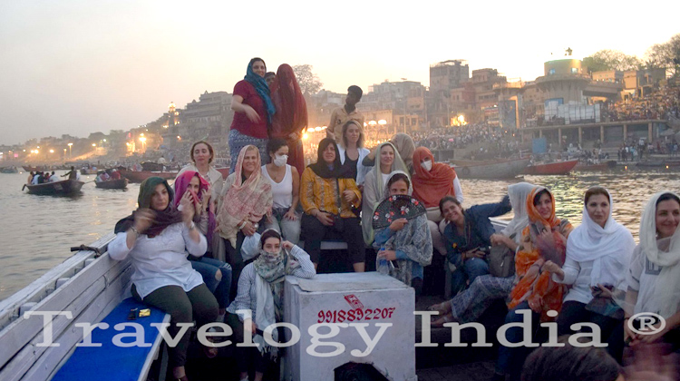 Varanasi Ganges Boat Ride