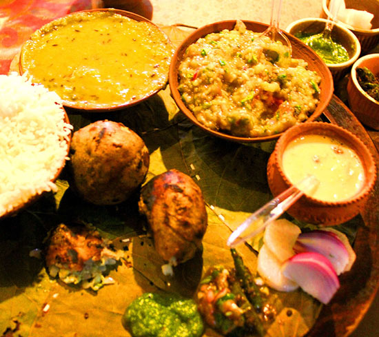 Food Tour in Varanasi (03 hours)