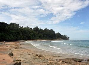 Laxmanpur Beach