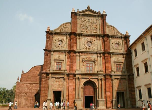 Basilica De Bom Jesus