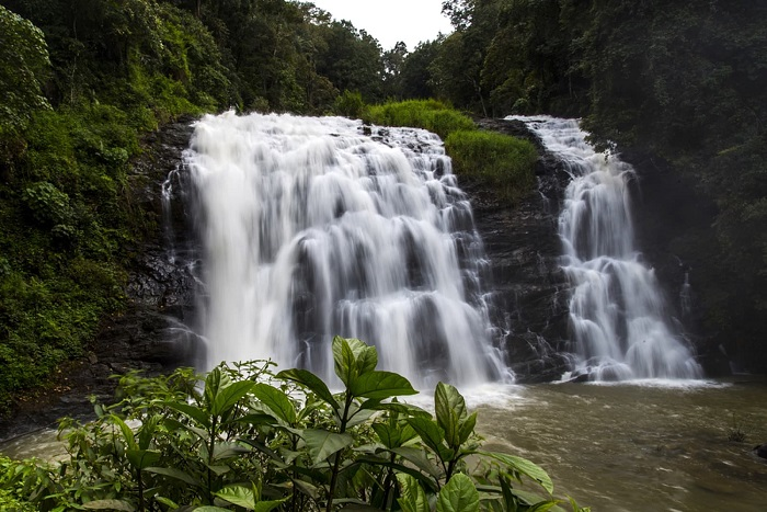 Abbey Falls Coorg