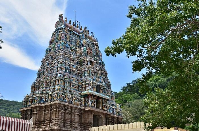 Alagar Temple Madurai