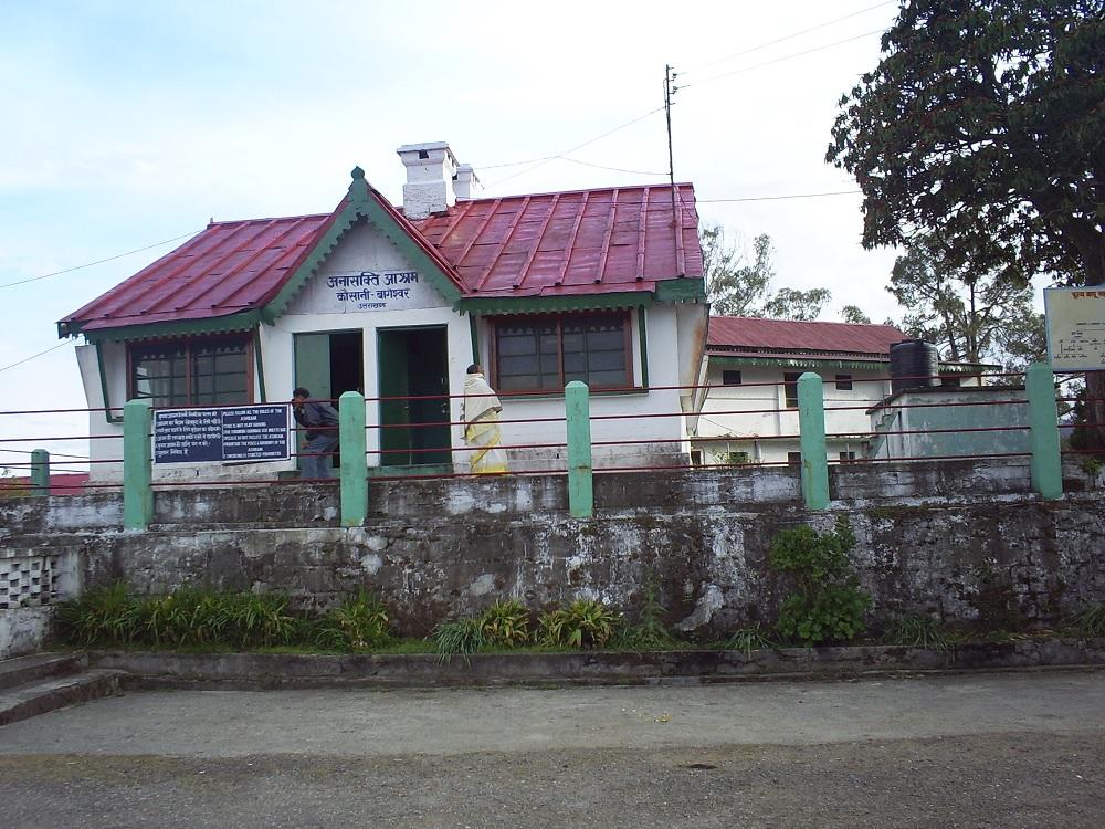 Anashakti Ashram Kausani