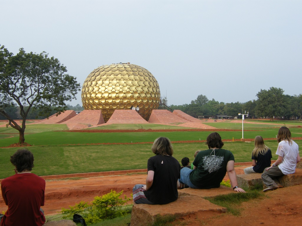 Auroville Commune Pondicherry
