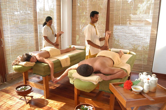 Ayurveda Treatment at Kovalam