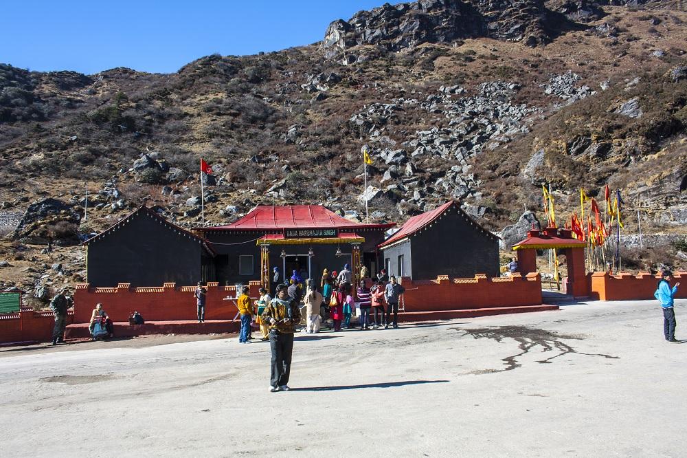 Baba Harbhajan Mandir Gangtok