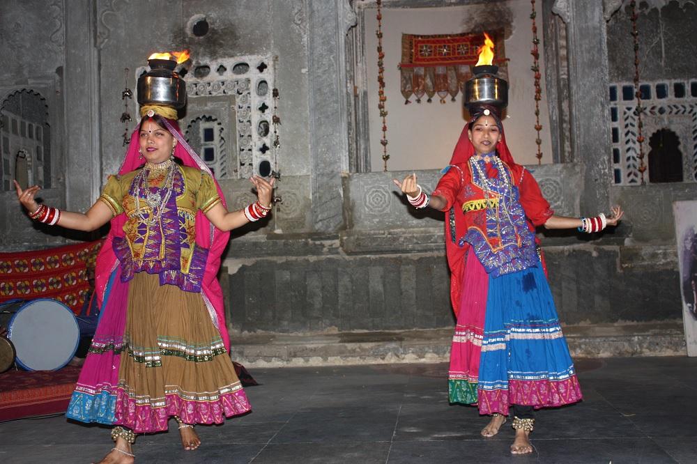 Bagore ki Haveli Cultural Dance