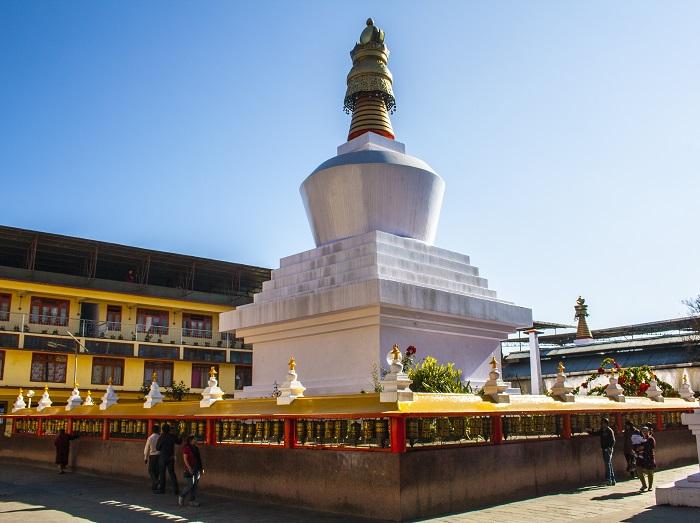 Chorten Stupa Gangtok