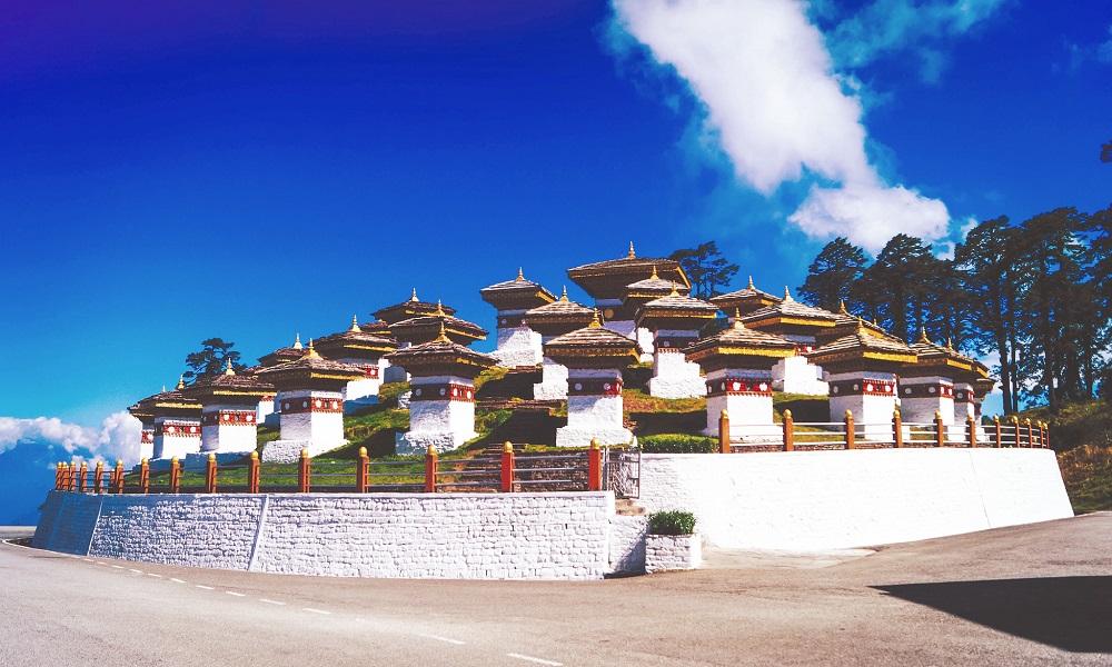 Dochu-la Pass, Bhutan