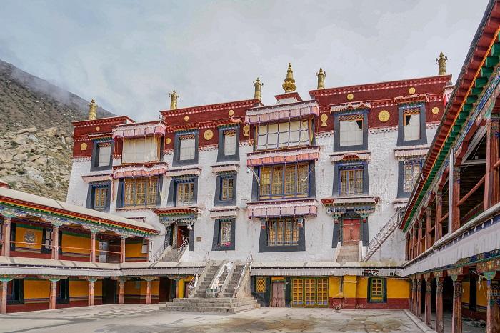 Drepung Monastery Tibet