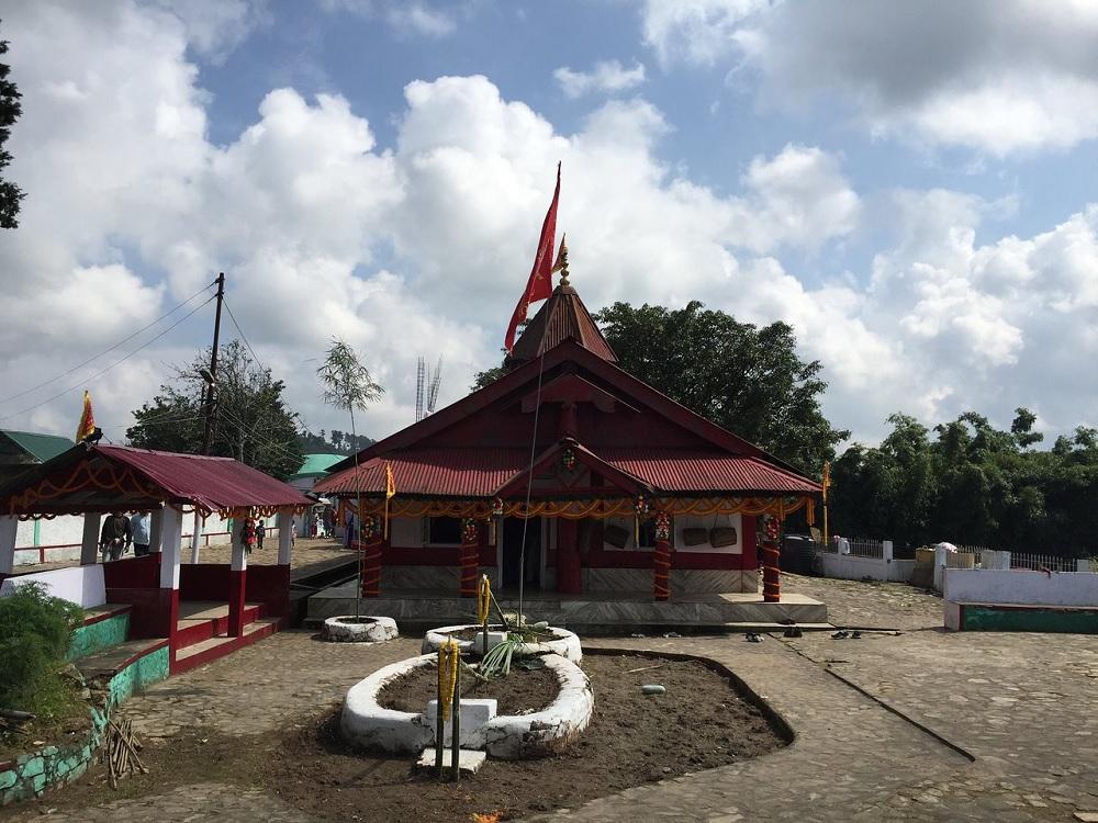 Durga Temple Nartiang