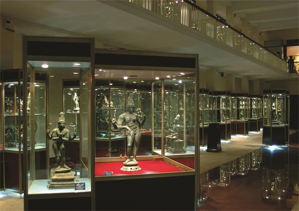 Egmore Museum Chennai