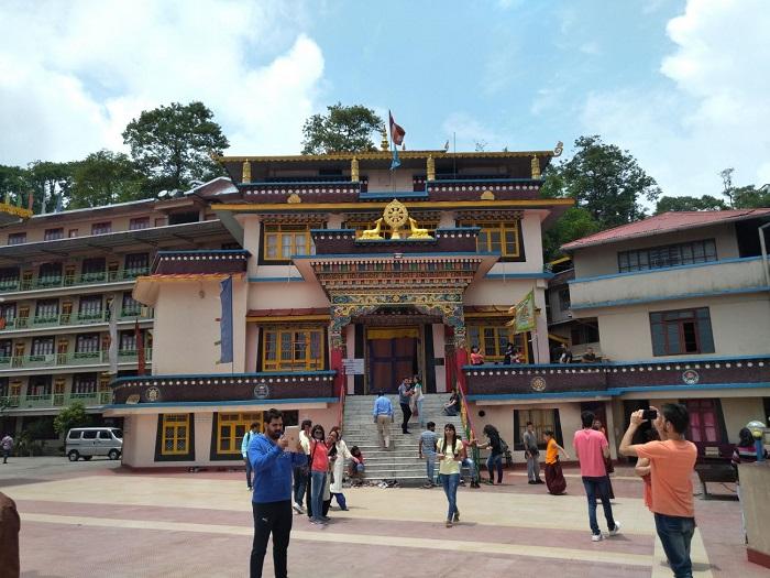 Enchey Monastery Gangtok