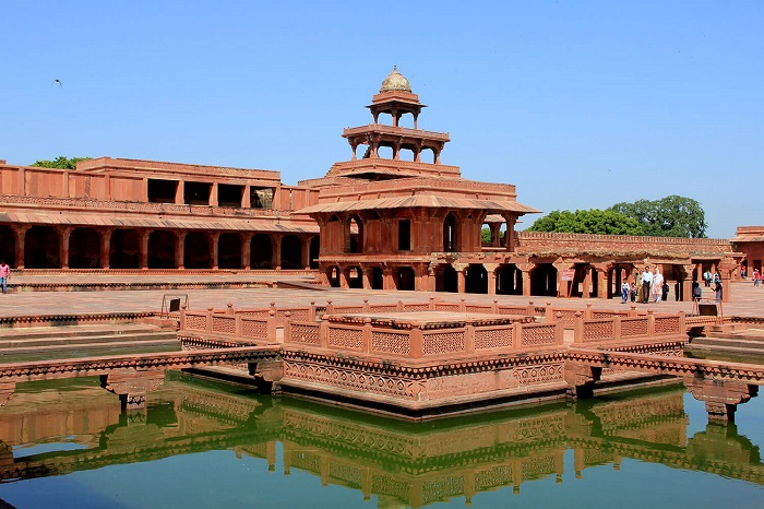 Fatehpur Sikir in Agra