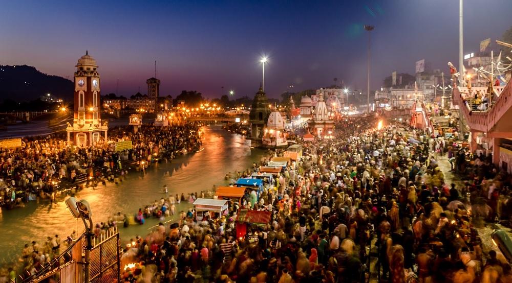 Ganga Aarti Har ki Pauri Haridwar