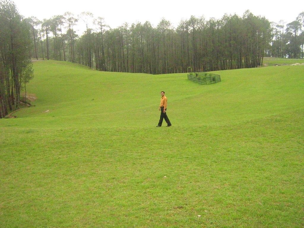Golfcourse, Ranikhet