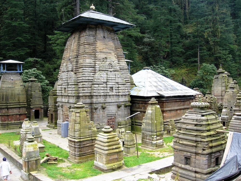 Jageshwar Temple Uttarakhand