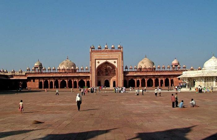 Jama Masjid at Fatehpur Sikri
