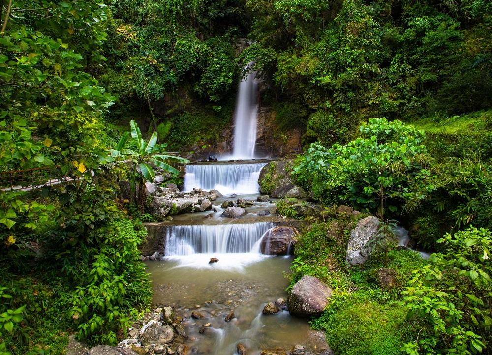 Jhakri Waterfalls