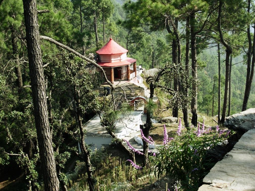 Kasar Devi Temple Almora