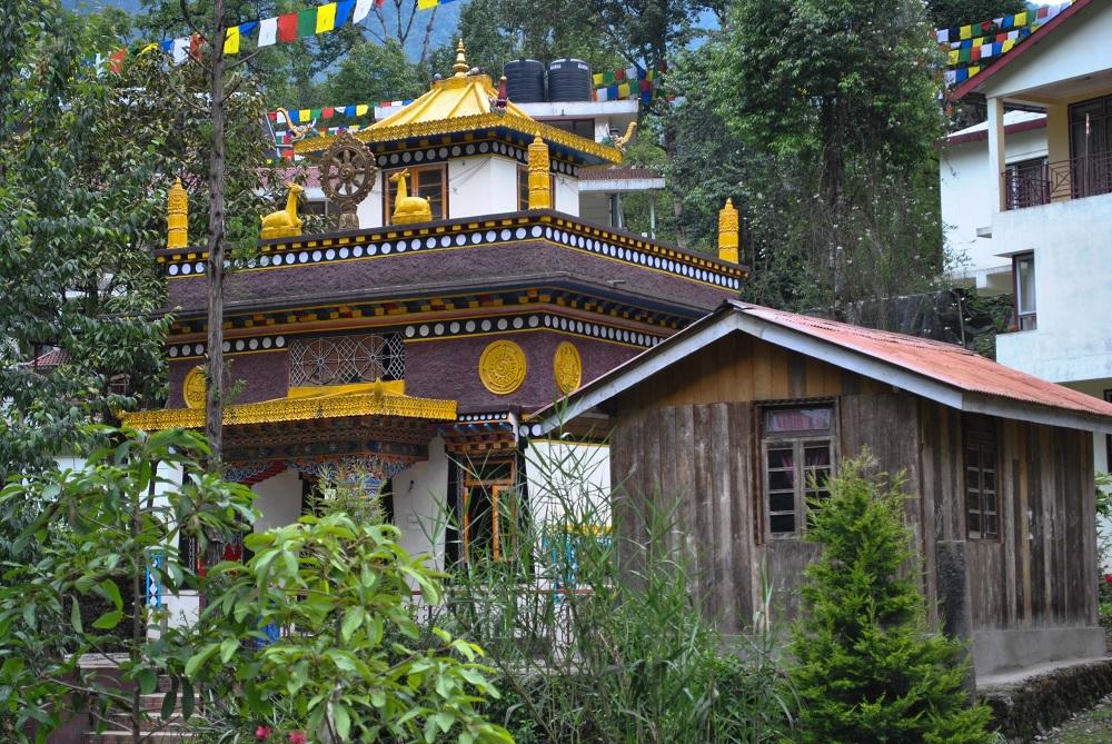 Khecheopalri Monastery, Pelling