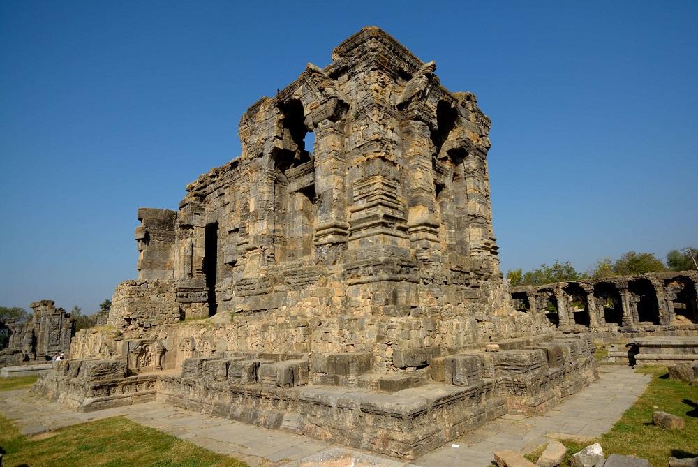 Martand Sun Temple, Pahalgam
