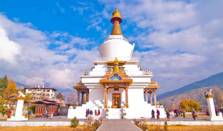 Memorial Chorten Thimpu