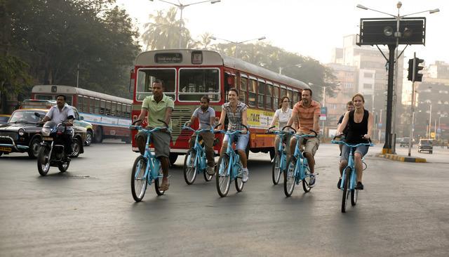 Mumbai Bicycling