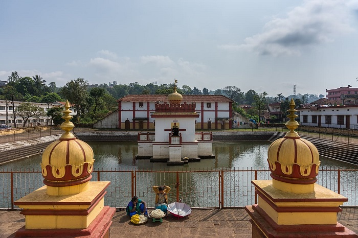 Omkareshwara Temple Coorg