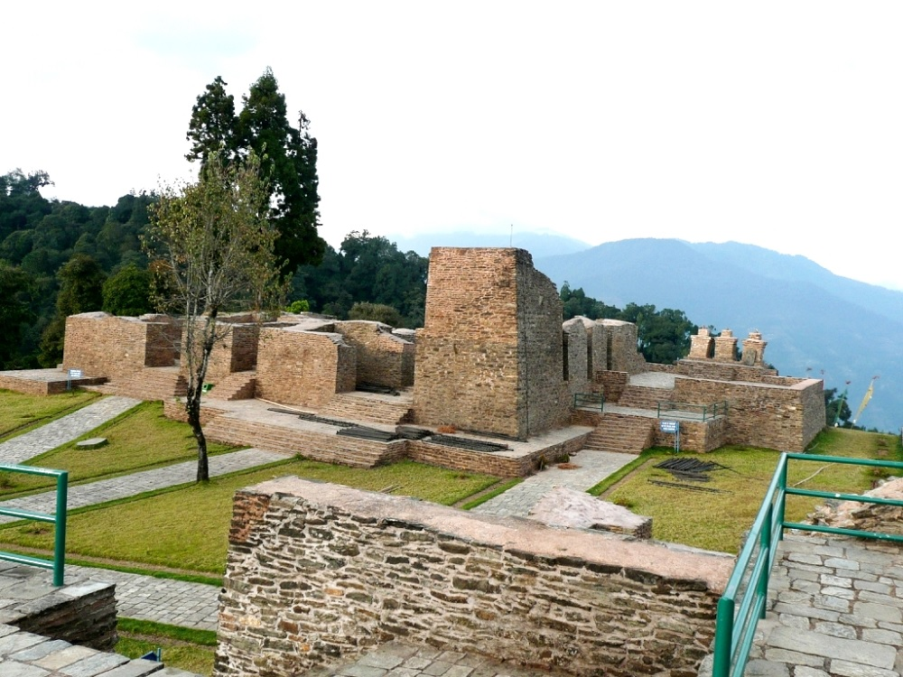 Rabdantse Ruins, Pelling