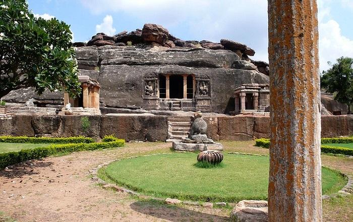 Ravanpahadi Caves Aihole