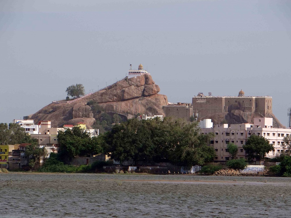 Rock Fort Trichy