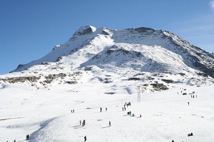 Rohtang Pass Manali, Himachal
