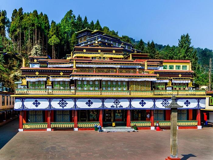Rumtek Monastery Gangtok