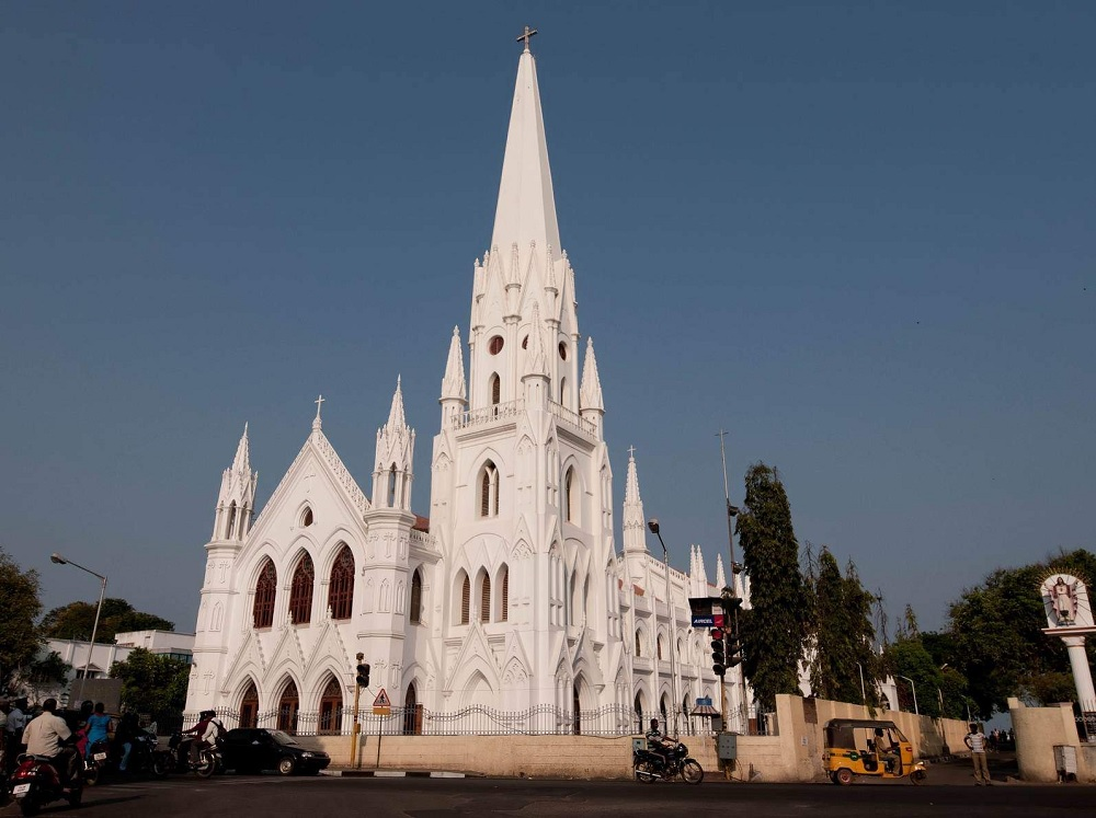Santhome Cathedral Chennai