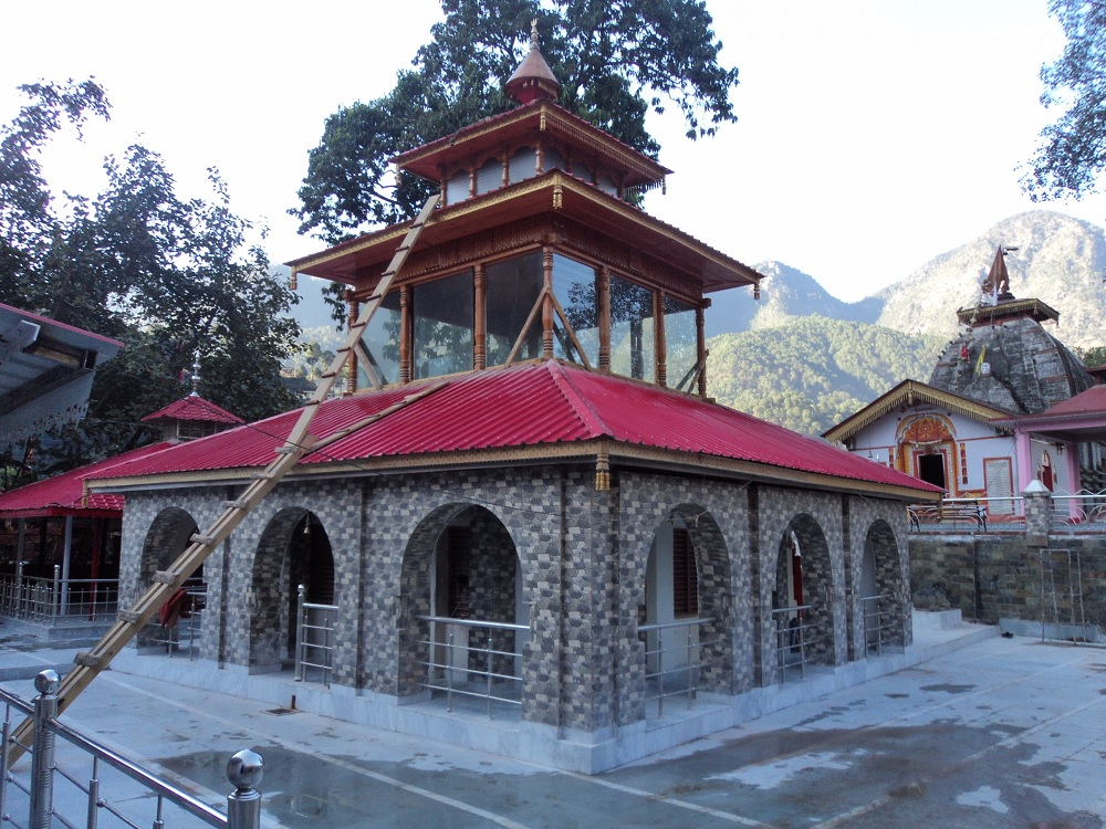 Shakti Temple Uttarkashi