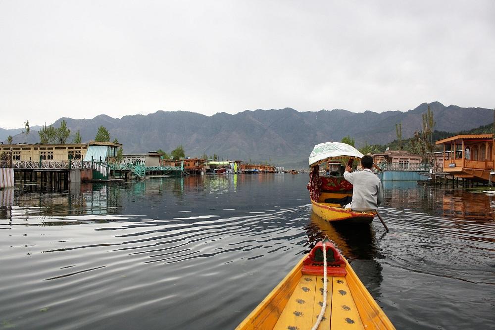 Shikara Ride at Dal Lake Srinagar