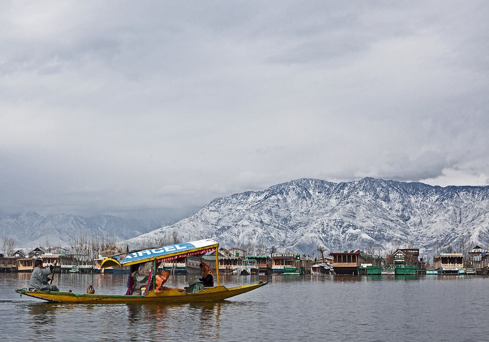 Shikara Ride Dal Lake