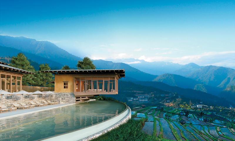 Six Senses Hotel Bhutan