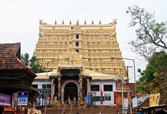 Sri Padmanabha Swamy Temple Trivandrum
