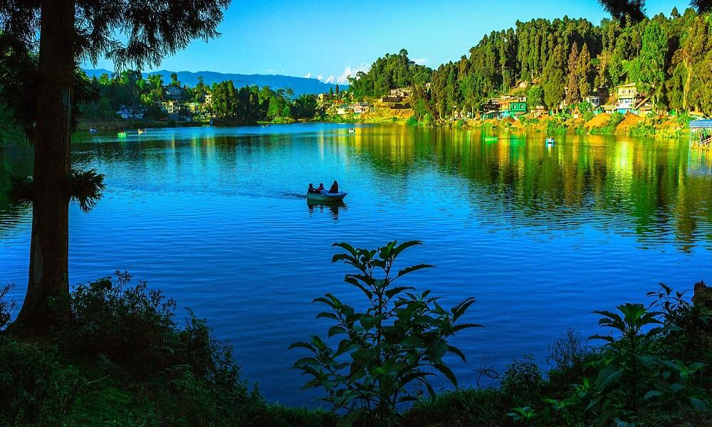 Sumendu Lake Mirik Darjeeling