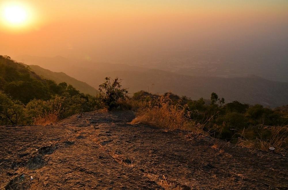 Sunset Point Mount Abu