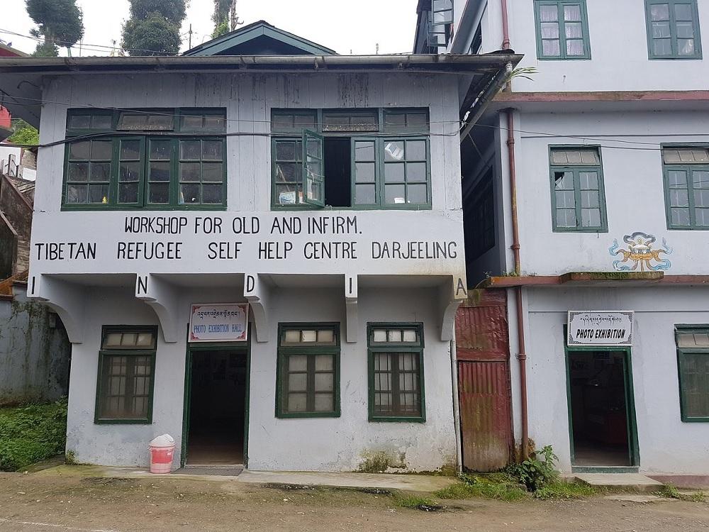 Tibet Handicraft Centre, Darjeeling