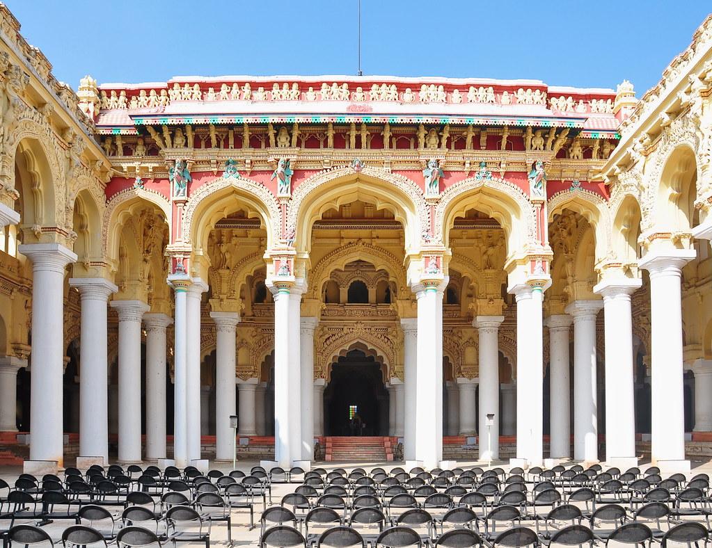 Tirumalai Nayak Palace