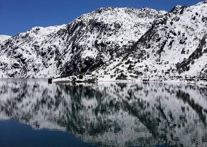 Tshangu Lake Gangtok