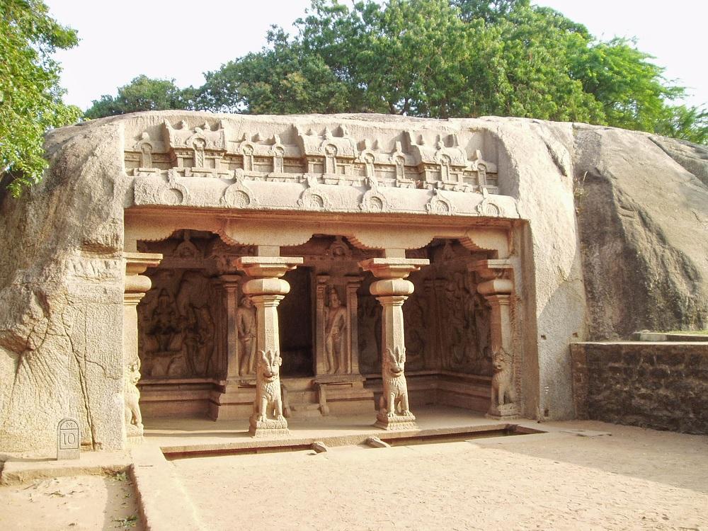 Varah Cave Temple Mahabalipuram