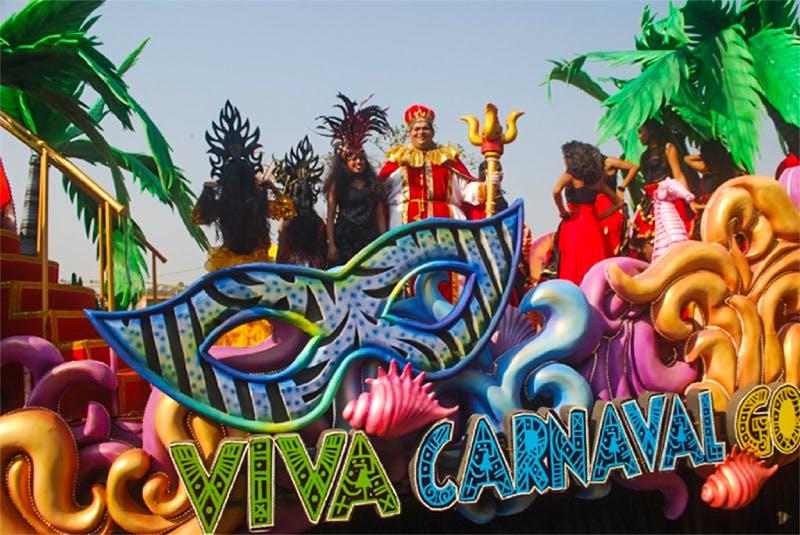 Viva Carnival, Goa