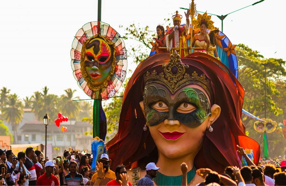 Viva Carnival in Goa