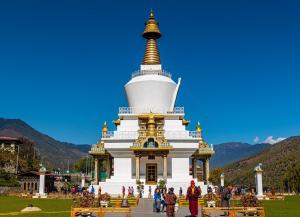 4 Nights 5 Days Bhutan Itinerary